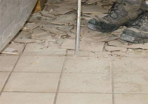 what is a commercial floor removal martin county?