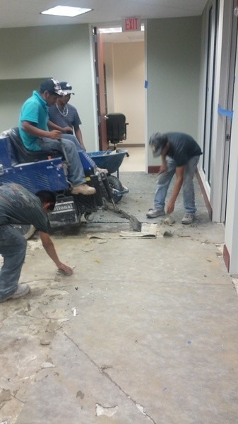 how floor removal coral gables work?