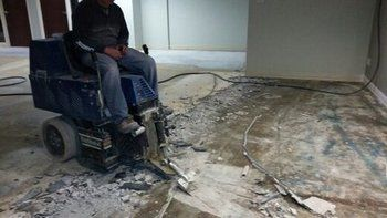 who offers tile floor removal south florida?