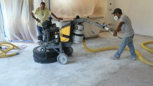 Chemical free Pompano Beach Floor Removal