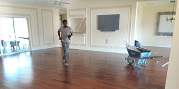 The Process of Wood Flooring Removal With Our Boca Raton Floor Removal Company