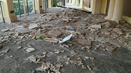 Vinyl Removal from a Fort Lauderdale Floor Removal Company