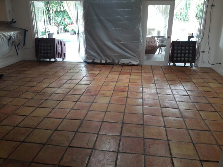 Mexican Floor Tile Removal Company