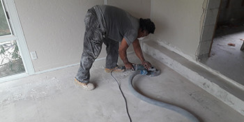 Experienced in Mortar Bed Removal