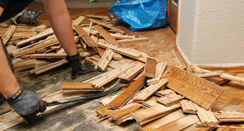 Professional Flooring Demo Service